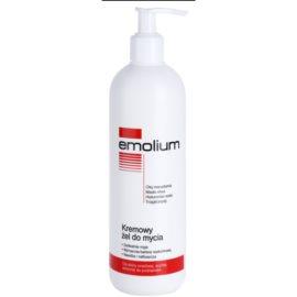 Emolium Wash & Bath кремовий гель для душу для сухої та чутливої шкіри  400 мл