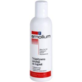 Emolium Wash & Bath P емульсія для ванни з потрійним ефектом  200 мл