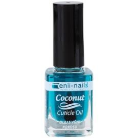 Enii Nails Cuticle Care Coconut regeneráló olaj a körmökre és a körömbőrre  11 ml
