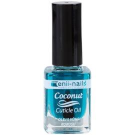 Enii Nails Cuticle Care Coconut regenerační olej na nehty a nehtovou kůžičku  11 ml