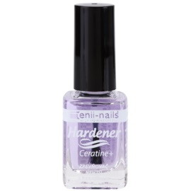 Enii Nails Hardener зміцнюючий лак для нігтів з кератином  11 мл