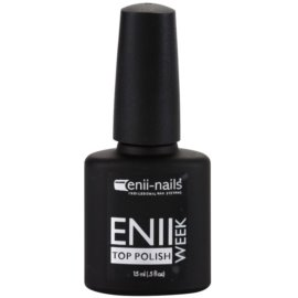 Enii Nails Week vrchní ochranný lak na nehty  15 ml