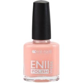 Enii Nails Week lakier bez użycia lampy UV/LED odcień El 21-02 Porcelain Skin 15 ml