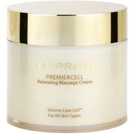Enprani Premiercell crema de masaje renovadora para todo tipo de pieles  200 ml