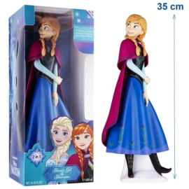 EP Line Frozen 3D Anna 2 in 1 gel de dus si sampon  600 ml
