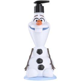 EP Line Frozen 3D Olaf sprchový gel a šampon 2 v 1 (100 x 100 x 230 mm) 400 ml