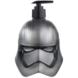 EP Line Star Wars 3D Phasma gel de douche et shampoing 2 en 1 (135 x 155 x 178 mm) 500 ml