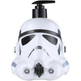 EP Line Star Wars 3D Stormtrooper gel de duche e champô 2 em 1 (130 x 160 x 180 mm) 500 ml
