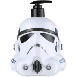 EP Line Star Wars 3D Stormtrooper Duschgel & Shampoo 2 in 1 (130 x 160 x 180 mm) 500 ml