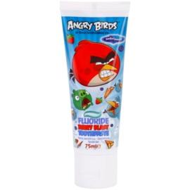 EP Line Angry Birds Firefly pasta de dentes para crianças  75 ml