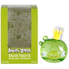 EP Line Angry Birds Green eau de toilette gyermekeknek 50 ml
