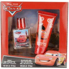 EP Line Cars lote de regalo I.  eau de toilette 30 ml + gel de ducha 60 ml