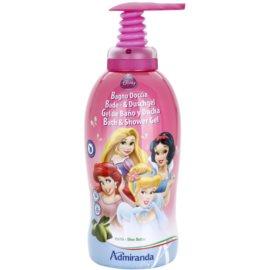 EP Line Princesa da Disney Disney Princess gel de duche e banho  1000 ml