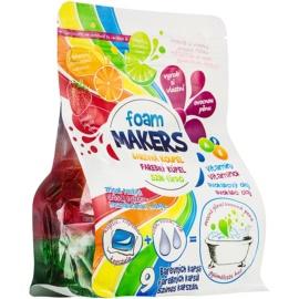 EP Line Foam Makers capsule spumante de baie Strawberry, Orange, Lime 9 x 35 g
