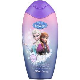 EP Line Frozen šampon a kondicionér 2 v 1 Raspberry 200 ml