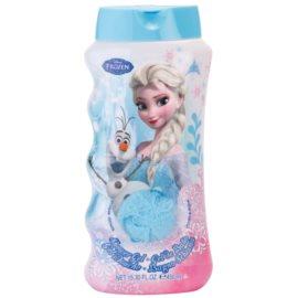 EP Line Ledové Království sprchový gel + žínka  450 ml