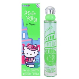 EP Line Hello Kitty In Rome Eau de Toillete για παιδιά 50 μλ