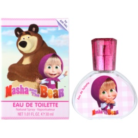 EP Line Masha and The Bear eau de toilette gyermekeknek 30 ml
