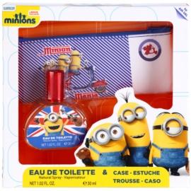 EP Line Minions Geschenkset I. Eau de Toilette 30 ml + Futteral