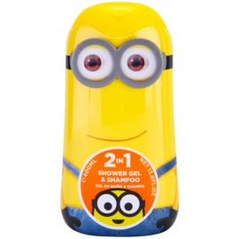 EP Line Minions Shower Gel And Shampoo 2 In 1  400 ml