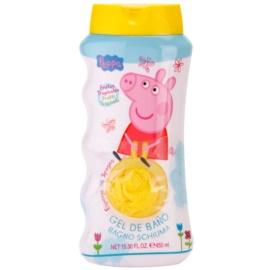EP Line Prasátko Peppa sprchový gel + žínka  450 ml