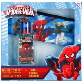 EP Line Spiderman zestaw upominkowy V. woda toaletowa 30 ml + piórnik