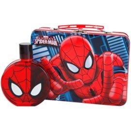 EP Line Ultimate Spider-man dárková sada I. toaletní voda 100 ml + svačinový box