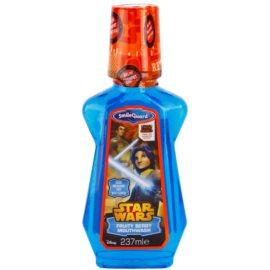 EP Line Star Wars enjuague bucal para niños   237 ml