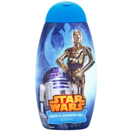 EP Line Star Wars gel de ducha y para baño  300 ml