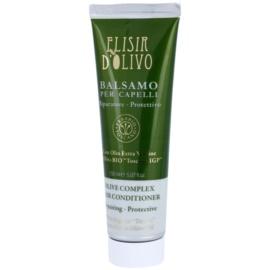 Erbario Toscano Elisir D'Olivo condicionador de cabelo com azeite   150 ml