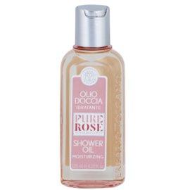 Erbario Toscano Pure Rose 3R BioComplex Duschöl mit feuchtigkeitsspendender Wirkung  125 ml