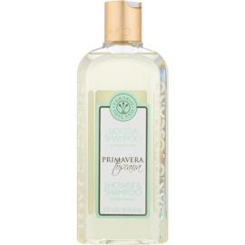 Erbario Toscano Primavera Toscana ekstra nežni gel za prhanje in šampon 2 v 1  250 ml