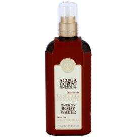 Erbario Toscano Spicy Vanilla spray de corpo para mulheres 250 ml