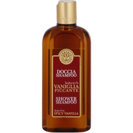 Erbario Toscano Spicy Vanilla żel i szampon pod prysznic 2 w 1  250 ml