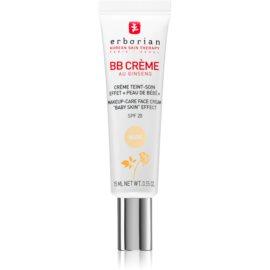 Erborian BB Cream tonirana krema za popoln videz kože SPF 20 majhno pakiranje odtenek Nude  15 ml