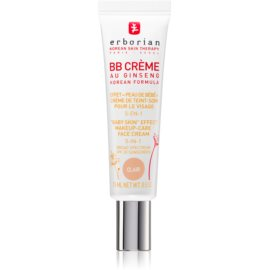 Erborian BB Cream tonirana krema za popoln videz kože SPF 20 majhno pakiranje odtenek Clair  15 ml