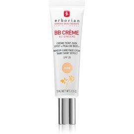 Erborian BB Cream tonirana krema za popoln videz kože SPF 20 majhno pakiranje odtenek Doré  15 ml