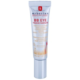 Erborian BB Eye тонуючий крем на шкіру навколо очей з розгладжуючим ефектом SPF 20  15 мл
