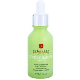 Erborian Bamboo sérum matifiant et réducteur de pores  30 ml