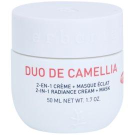Erborian Cammelia aufhellende Creme und Maske 2 in 1  50 ml