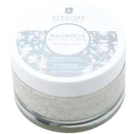 Erborian Magnolia testpeeling tápláló hatással  180 ml