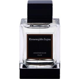 Ermenegildo Zegna Essenze Collection Indonesian Oud Eau de Toilette für Herren 125 ml