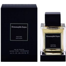 Ermenegildo Zegna Essenze Collection: Haitian Vetiver Eau de Toilette for Men 125 ml