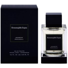 Ermenegildo Zegna Essenze Collection Javanese Patchouli eau de toilette férfiaknak 125 ml