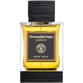 Ermenegildo Zegna Essenze Collection: Musk Gold Eau de Toilette für Herren 125 ml