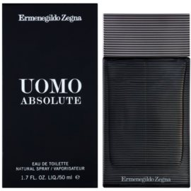 Ermenegildo Zegna Uomo Absolute Eau de Toilette for Men 50 ml