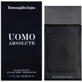 Ermenegildo Zegna Uomo Absolute toaletní voda pro muže 50 ml