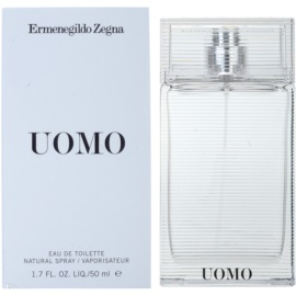 Ermenegildo Zegna Uomo toaletní voda pro muže 50 ml