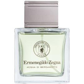 Ermenegildo Zegna Acqua Di Bergamotto Eau de Toilette für Herren 100 ml
