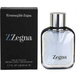 Ermenegildo Zegna Z Zegna toaletní voda pro muže 50 ml